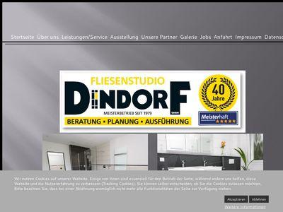 Fliesenstudio Dindorf GmbH