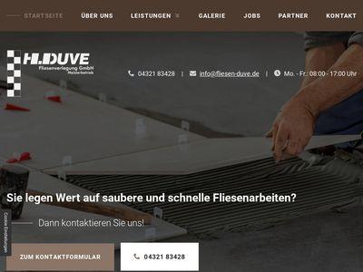 Duve Fliesenverlegung GmbH