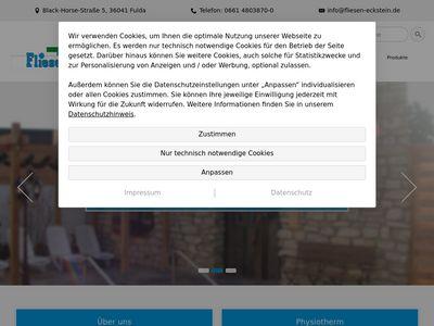 Fliesen Eckstein GmbH & Co. KG