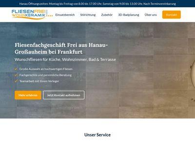 Fliesen Frei Wohnkeramik GmbH