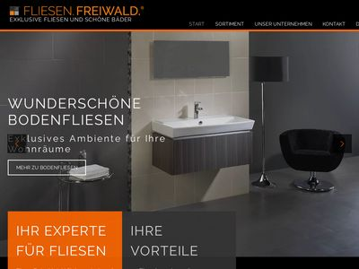 Fliesen Freiwald
