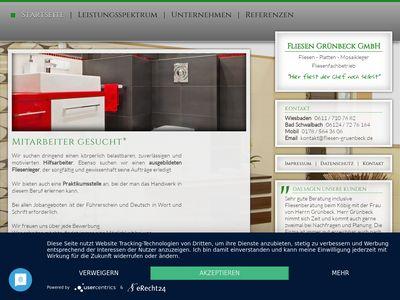 Fliessen Grünbeck GmbH