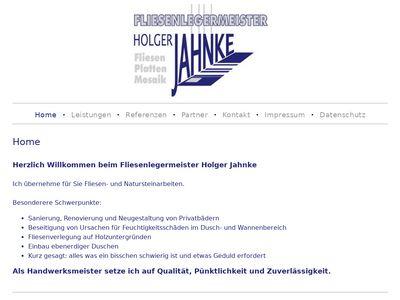 Holger Jahnke Fliesenleger