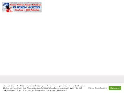 Fliesen Kittel Sven Kittel