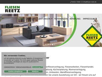 Fliesen Reetz GmbH