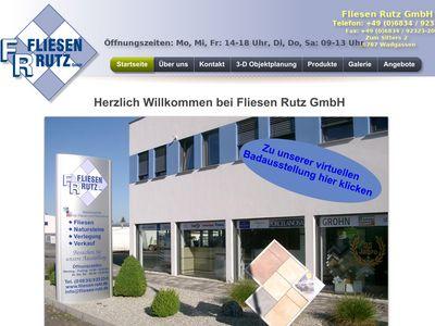 Fliesen Rutz GmbH