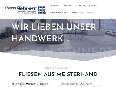Fliesen Sehnert GmbH