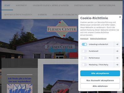Fliesen-Center GmbH Fliesenfachhandel