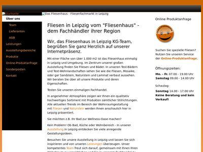 Das Fliesenhaus in Leipzig GmbH & Co. KG