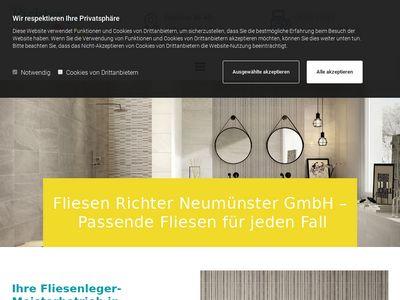 Fliesenmarkt W. Fichtner GmbH
