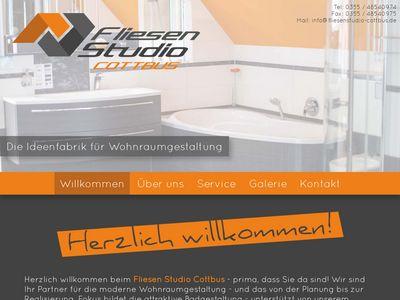 Fliesen Studio Cottbus