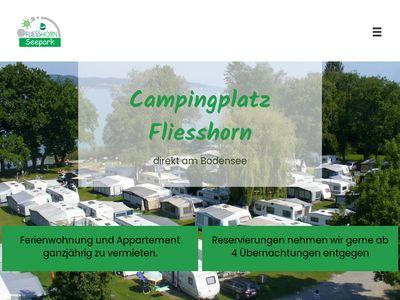 Fliesshorn