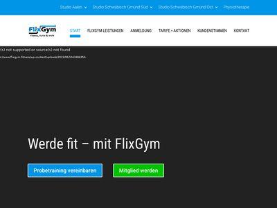 FlixGym Fitness Aalen