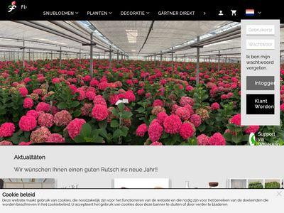 Florades GmbH Blumengrosshandel