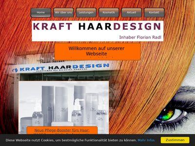 Kraft Haardesign Inh. Florian Radl