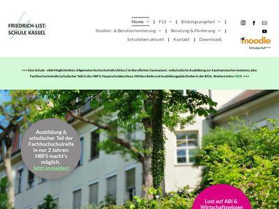 Friedrich-List Schule Kassel