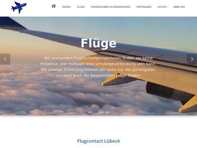 FlugContact Peter Eichenberg Reisebüro