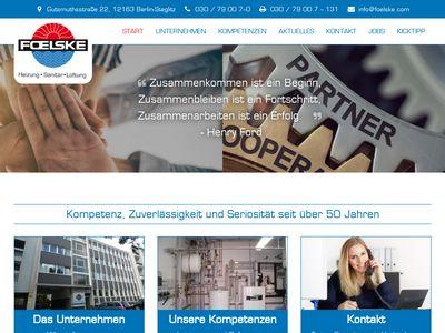 Klaus Foelske GmbH & Co. KG.