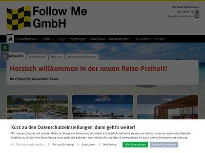 Follow Me Reisebüro