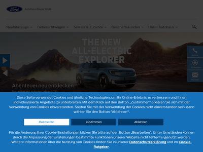 Auto Bayer GmbH Volvo-Vertragshändler
