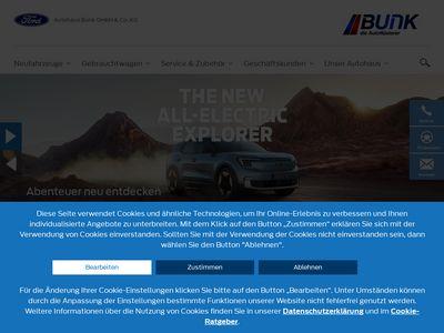Autohaus Bunk GmbH & Co. KG