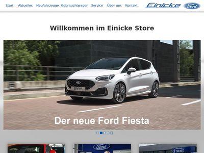 Ford Autohaus Einicke