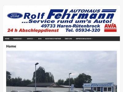 Autohaus Rolf Fehrmann GmbH