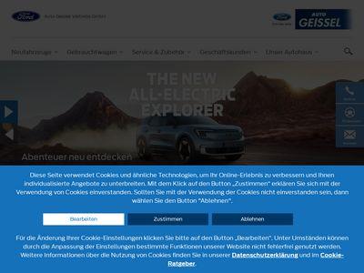 Auto Geissel Vertriebs GmbH Wittenberg