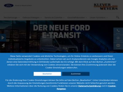 Ford Klever & Weyers GmbH