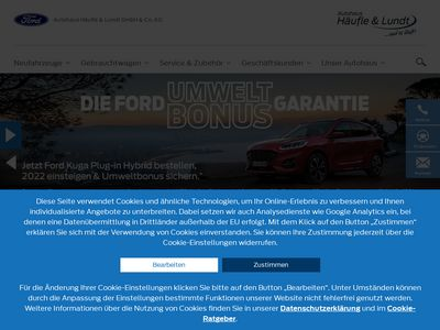 Autohaus Ford Lundt