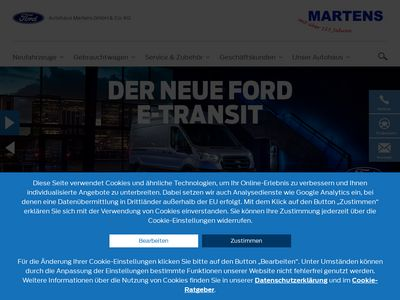 Ford Autohaus Martens GmbH & Co. KG