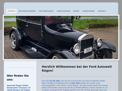 Ford Autohaus Barth