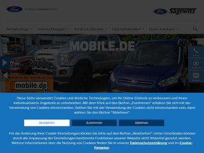 Autohaus Sagewitz GmbH