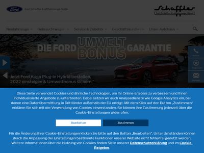 Autohaus Schaffler Traunstein