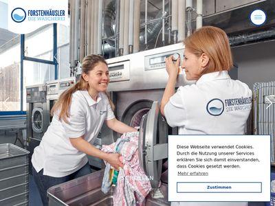 Wäscherei Forstenhäusler GmbH