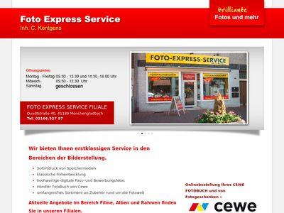 Claudia Kentgens Foto-Express- Service