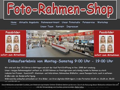 Foto-Rahmen-Shop
