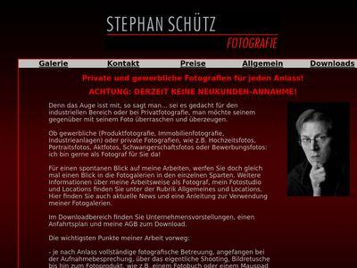Stephan Schütz Fotografie