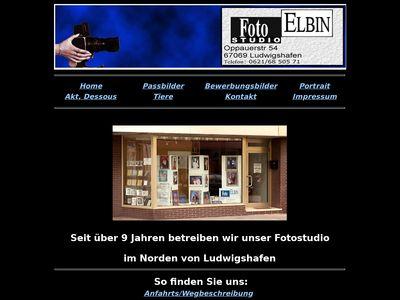 Bernhard Karl Elbin Fotostudio