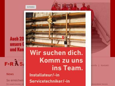 F + R Sanitär GmbH