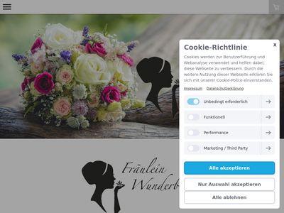 Fräulein Wunderblume