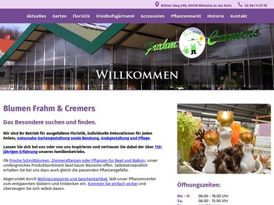 Blumen Frahm & Cremers GbR
