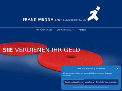 Frank Menna GmbH Gebäudereinigung