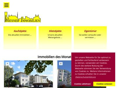 Wolfang Wiesner Immobilien
