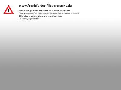 Frankfurter Fliesenmarkt
