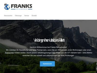 Franks Reisemobile