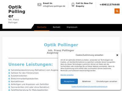 Pollinger Franz Augenoptik
