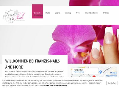 Franzis Nails And More