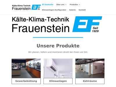 Kälte-Klima-Technik Frauenstein GmbH
