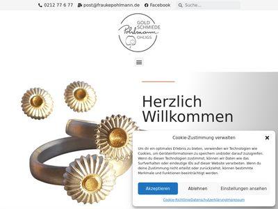 Goldschmiede Pohlmann